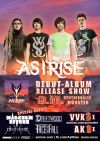 FLYER As I Rise CD Release Party