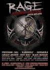 FLYER Rage Against Racism Open Air 2016